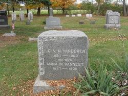Anna M. <i>VanNest</i> VanDoren