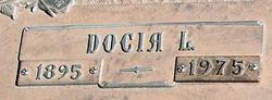 Theodocia L. Docia <i>Rocker</i> Benedict