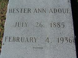 Hester Ann <i>Allen</i> Adoue