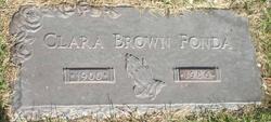 Clara Brown Fonda