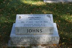 Margaret <i>Pascal</i> Johns