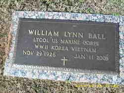 William Lynn Ball