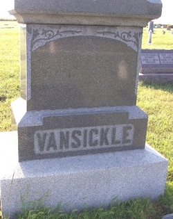 Elizabeth Jane <i>Roberts</i> Van Sickle