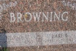 Earl Wesley Browning