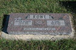 G Earl Rowe