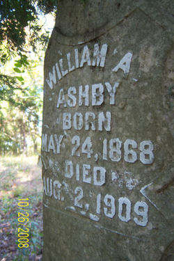 William A Ashby