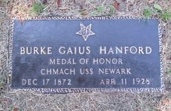 Burke Gaius Hanford