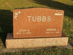 Leila <i>Ludden</i> Tubbs