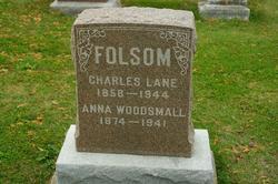 Anna Margaret <i>Woodsmall</i> Folsom