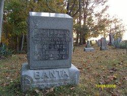 Sgt Henry D. Banta