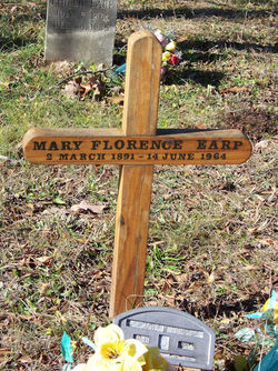 Mary Florence Earp