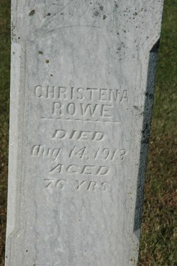Christena Mager Rowe