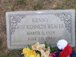 Roy Kenneth Kenny Weaver