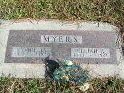 Pvt Elijah A. Myers