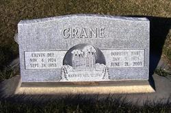 Calvin Dee Crane