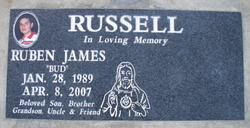 Ruben Bud James Russell