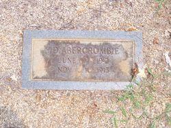 J. Dona Abercrombie