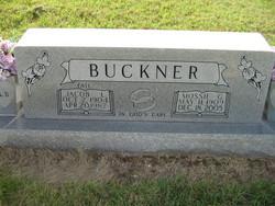Mossie Lou <i>Gilbert</i> Buckner