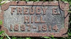 Freddy E Hill