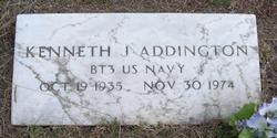 Kenneth J. Addington