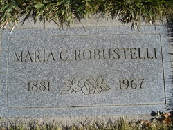 Maria C Robustelli