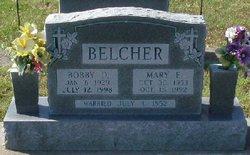 Bobby Dick Belcher