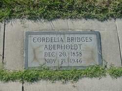 Cordelia <i>Bridges</i> Aderholdt