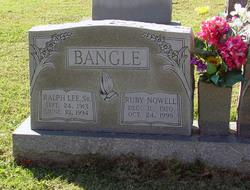 Ruby <i>Nowell</i> Bangle