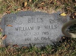 William R Bills