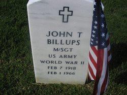 John Thomas Billups