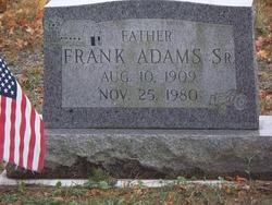 Frank Adams, Sr