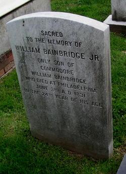 William Bainbridge, Jr