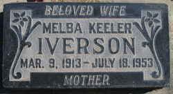 Melba <i>Keeler</i> Iverson