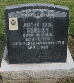 Justus Azel Seeley