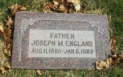 Joseph Moroni England