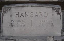 Jesse Samuel Hansard