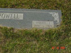 Mollie J. Powell