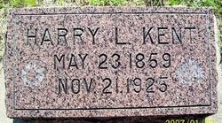Harry Llewellyn Kent