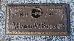 Harold W Banks