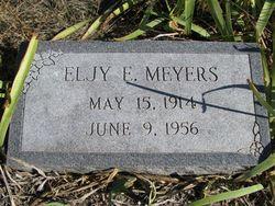 Eljy Elmer Meyers