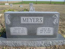 Grant Otho Meyers, Sr