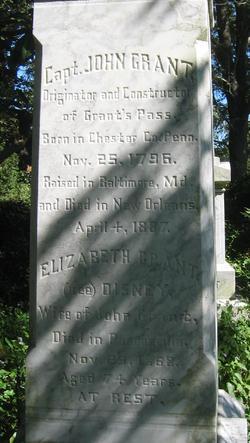 Elizabeth <i>Disney</i> Grant