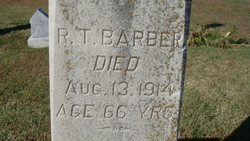 Robert Thomas Barber