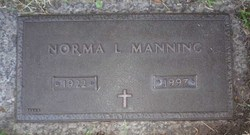 Norma Louise <i>Hansen</i> Manning