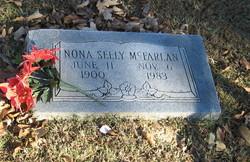 Nona <i>Seely</i> McFarlan