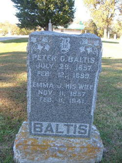 Emma J. Baltis
