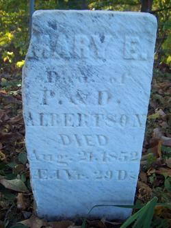 Mary E. Albertson
