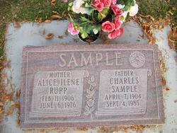 Alice Ilene <i>Rupp</i> Sample