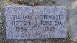William Hustin Stewart