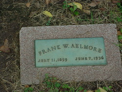 Frank W Aelmore